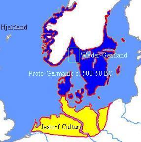 What is the proto-germanic haplogroup ? I1 or R-U106 ? - Page 4